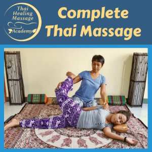 Complete Thai Masssage online training course