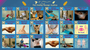 20 thai massage courses