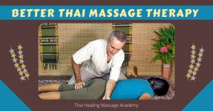 better thai massage therapy