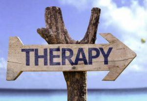 therapy sign