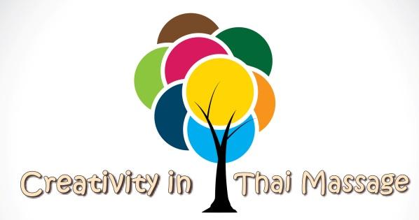 creativity in thai massage