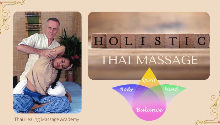 holistic thai massage