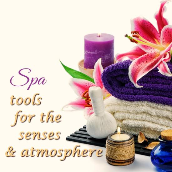 massage spa tools